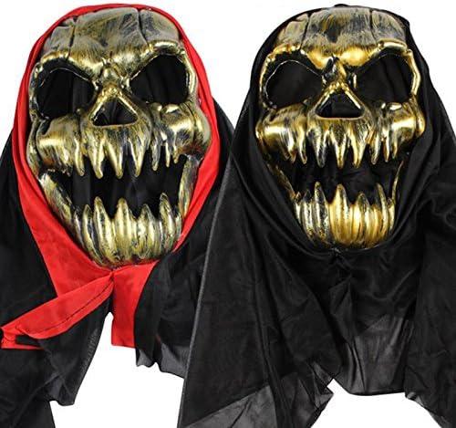 Vikenner Horror Ghost - Máscara de Calavera para Disfraz de ...