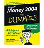 (Microsoft Money 2004 for Dummies) By Peter Weverka (Author) Paperback on (Oct , 2003)