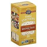 Lundberg Thin Stacker Brown Rice, 5.9 oz