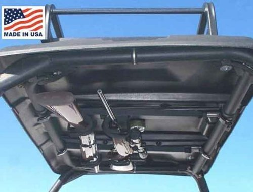 Great Day QD850-OGR Quick-draw Overhead Gun Rack UTV's with 23-28-Inch Rollbar Depth