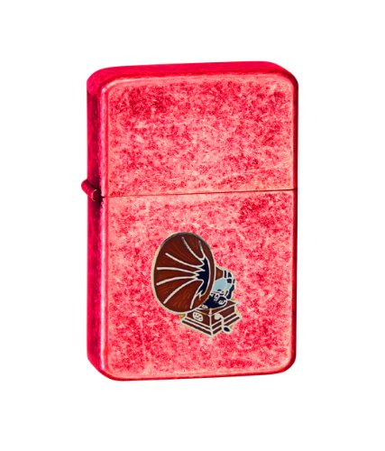 Vector KGM Thunderbird Emblem Vintage Sparkle Red Lighter - Music - Early Phonograph - Victor Oak (V Tiger Early 1900s)