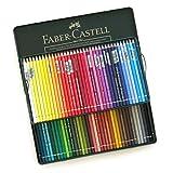 Faber Castell water Color Colour Artists Pencils Albrecht Dürer Metal Tin Set of 72