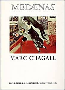 Marc Chagall (Medaenas Series)