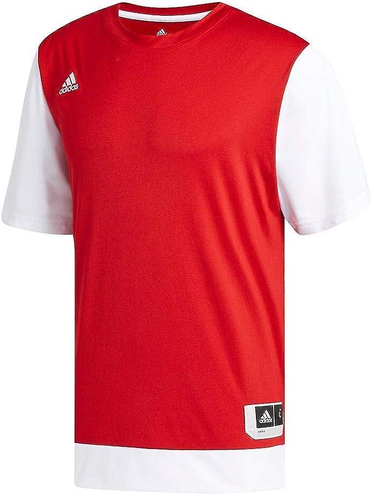 Hombre adidas Crzy Expl Shoot Camiseta