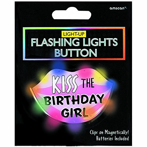 Fun-Filled Adult Birthday Party Flashing Light