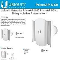 Prism Horn5 60 AP-5-60 PrismAP 5GHz 60deg Isolation Antenna Horn