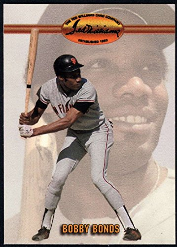 d Williams #51 Bobby Bonds NM-MT Giants ()