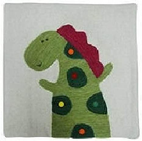 Be You Tiful Home Wool Felt Pillow Alligator Home Kitchen