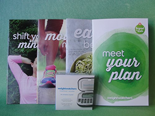 Weight Watchers 2017 SMART POINTS Welcome Kit
