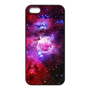Custom Cover Case for Iphone 5,5S (Orion Nebula CCW-39905)