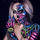 Mehron Makeup Paradise AQ Pro Face Paint Palette