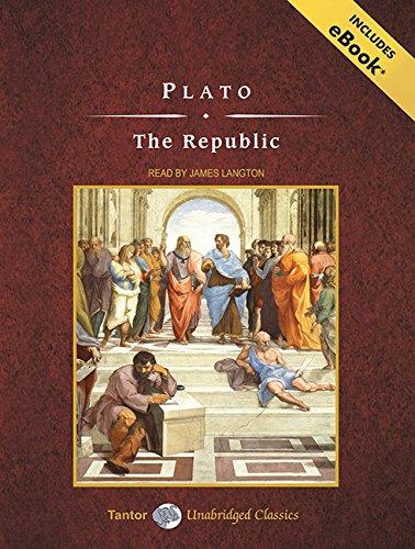 The Republic (Tantor Unabridged Classics)