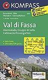 VAL DI FASSA 686  1/25.000