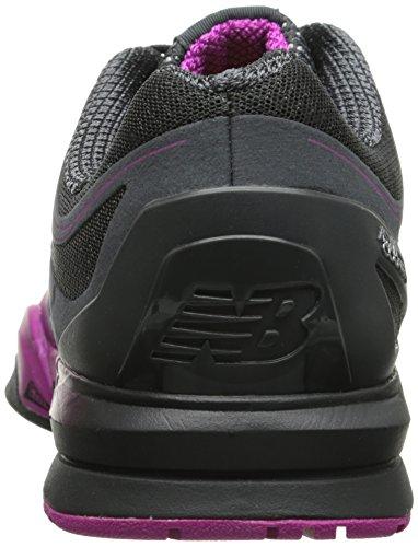 Negro wx1267 de Balance zapatos nbsp;de New formación mujeres Rosado las nF8Hxw4q5C
