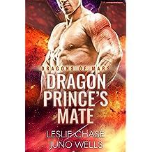 Dragon Prince's Mate (Dragons of Mars Book 1)