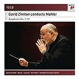 zinman symphonies - David Zinman Conducts Mahler Symphonies (Sony Classical Masters)
