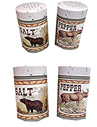 Investment 1 X Moose & Bear Salt & Pepper