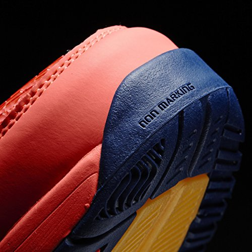 adidas Energy Volley Boost 2 W, Zapatos de Voleibol para Mujer Azul (Azumis/narbri/corsen)