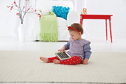 51cWjVjWweL - Fisher-Price Laugh & Learn Smart Stages Tablet, Pink