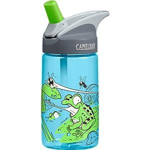 Camelbak Kid's Bottle (0.4 -Liter/12-Ounce, Frogs)