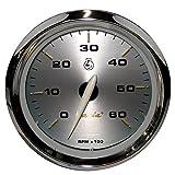 Faria Kronos 4' Tachometer - 6,000 RPM (Gas - Inboard & I/O)