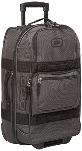 OGIO International 108227  Layover, Black Pindot
