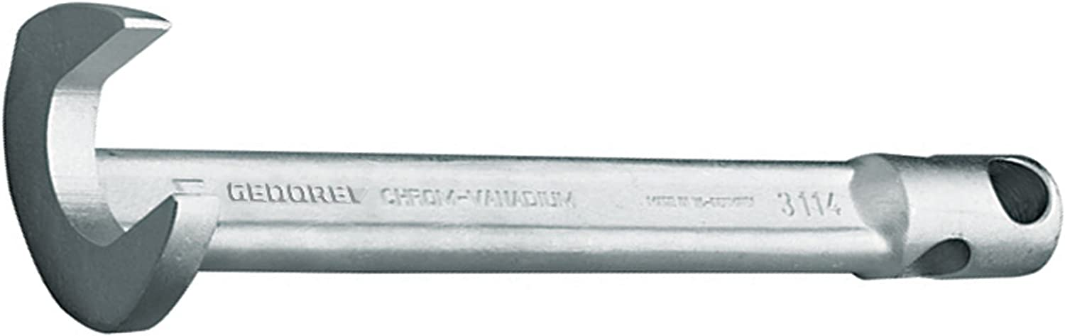 Gedore DS 3114 21 Crowfoot Spanner with Tommy Bar 21mm