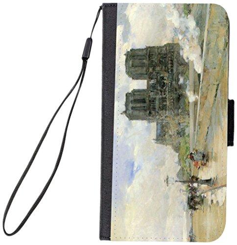 Rikki Knight Premium PU Wallet Flip Case with Kickstand a...