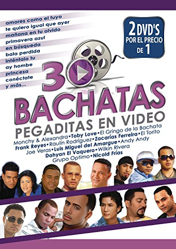 30 Bachatas Pegaditas En Video product image