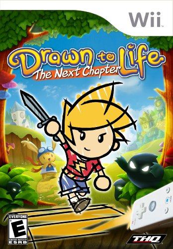 Drawn to Life: the Next Chapter - Nintendo Wii (Drawing Game For Wii)