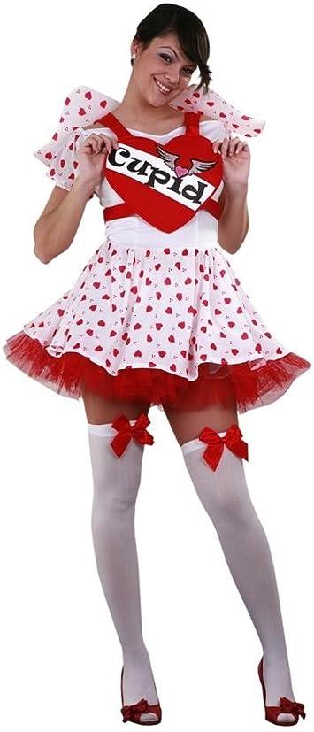 Disfraz lady Cupido: Amazon.es: Juguetes y juegos