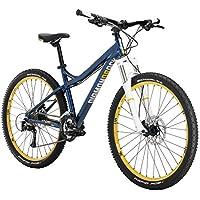 Diamondback Lux Sport Women's Hardtail Mountain Bike (Blue) (Small/Medium)