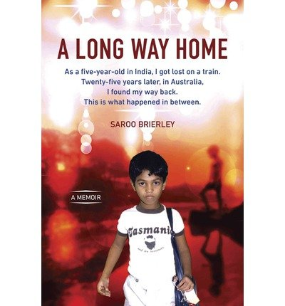 Saroo Brierley A Memoir A Long Way Home (Hardback) - Common