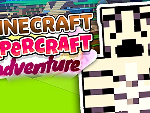 Clip: Minecraft Papercraft Adventure!