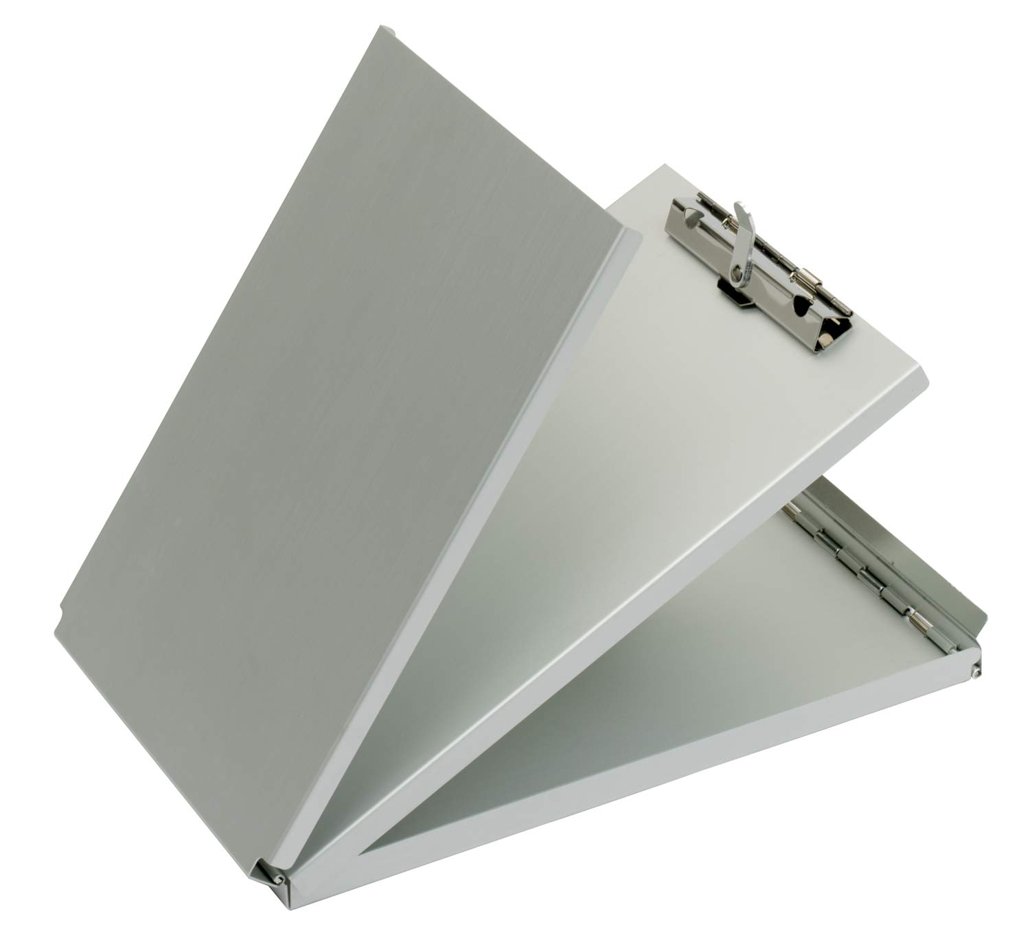 Adams Forms Holder, Aluminum, Bottom Hinge, 5.33 x 9.5 Inches, Silver (AFH10)