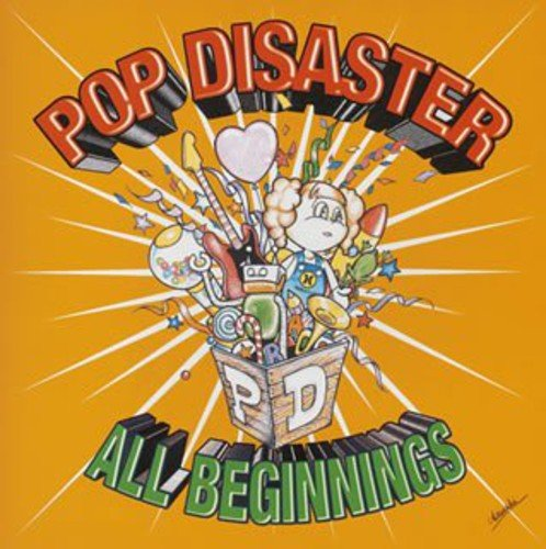 CD : Pop Disaster - All Beginnings (CD)