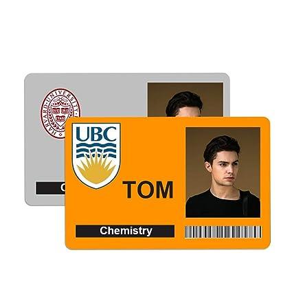 Tarjeta RFID de control de acceso personalizada, tarjeta de ...