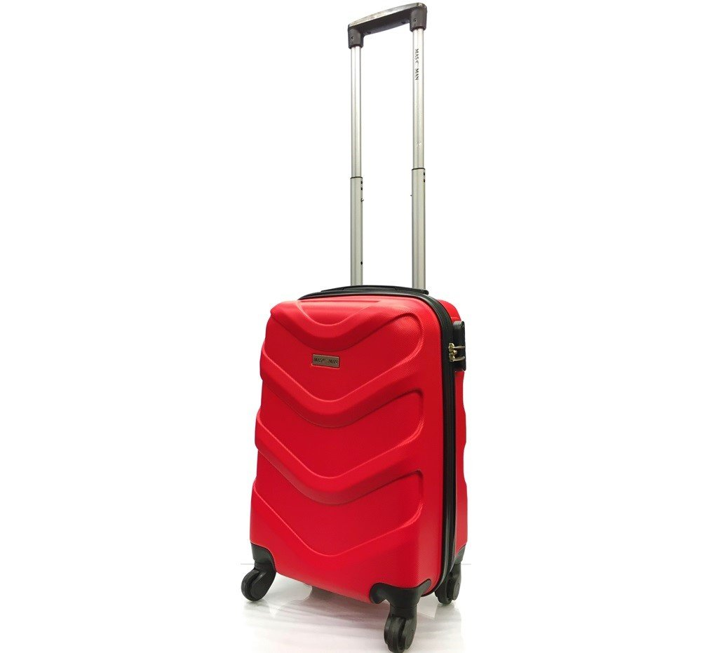 4102199e5c36 Super Lightweight ABS Durable Hardshell Travel Hold Check in Luggage  Suitcase with 4 Wheels & Built-in 3 Digit Combination Lock in  XL(32