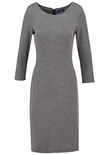 TOM TAILOR Vestido business Mujer Coal Grey