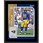 Autographed Aaron Donald Jersey - Yellow Pro Style  L9 - PSA DNA ... 6bf2226d9