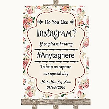 Vintage Rosen Zeichen Vintage Rosen Instagram Fotos Von Hochzeit