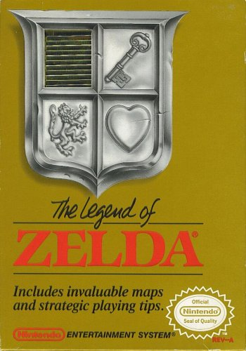 The Legend of Zelda (World Of Nintendo Ganon)