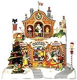 Lemax Christmas Village Santa's Workshop by Lemax