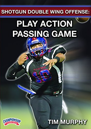 - Tim Murphy: Shotgun Double Wing Offense: Play Action Passing Game (DVD) by Tim Murphy