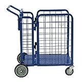 Fold-A-Way Steel Stock Cart 750 Lb. Capacity