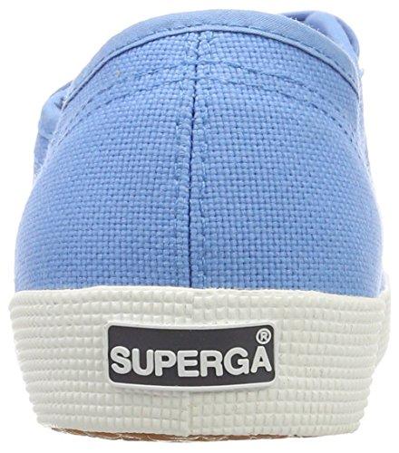 Superga Kinder Klett 2750 - S00CCT0Q16BLUEMID Blue 6Qr7991t