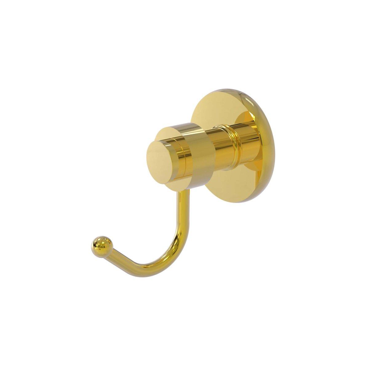 Allied真鍮Mercuryローブフック 920-UNL B01NBIWTCP ラッカーなし真鍮 ラッカーなし真鍮