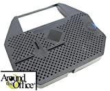 Remington Typewriter Ribbon Multi Strike Non Correctable SC-183MS Compatible by Around The Office
