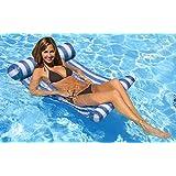 Poolmaster 07431 Water Hammock Lounge - Blue