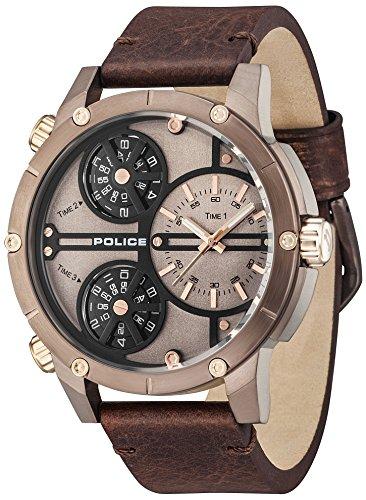 Police RATTLESNAKE PL14699JSBN.12 Mens Wristwatch Design Highlight